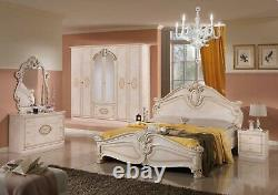 Amlfi 6 PSC BEAUTIFUL COMPELTE BEDROOM SET SPECIAL CLEARANCE OFFER