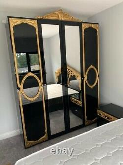 Beautiful Sibilla Italian Complete Bedroom Set Was £1250 (sale For 1 Week Only)