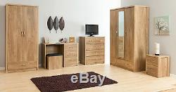 Exclusive Holland Oak Furniture Bedroom Units Large Variety High Quality Oak