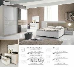 Full Italian Bedroom Set With Stunning Quality And Design