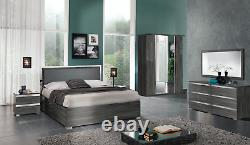 ITALIAN BEDROOM SET FURNITURE NEW SPECIAL OFFER! Call 0208 951 5382