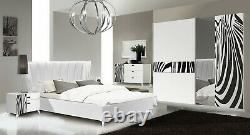Modern Full Italian Bedroom Set Furniture With Free Delivery