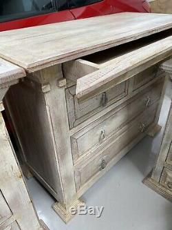Rare Vintage Wooden Gothic Bedroom Furniture By And So To Bed